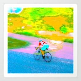 229 – Time Cycle Art Print