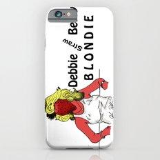 Debbie Straw-Berry   Blondie iPhone 6s Slim Case
