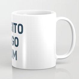 COGITO ERGO SUM René Descartes Coffee Mug
