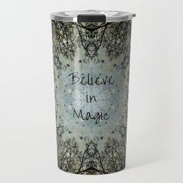 Believe in Magic Travel Mug