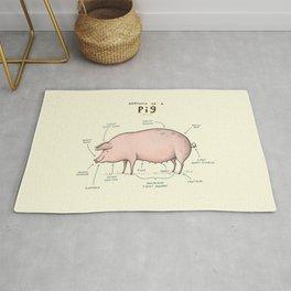Anatomy of a Pig Rug