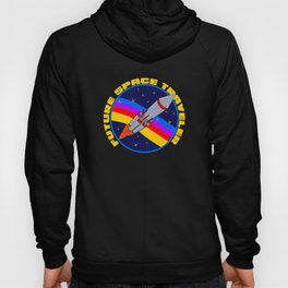 Future Space Traveler Funny Occupy Mars Explore Hoody