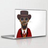 django Laptop & iPad Skins featuring DJANGO by Capitoni