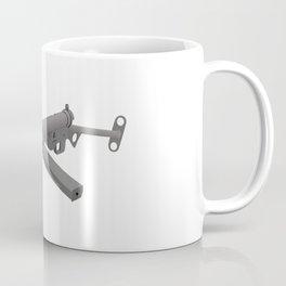 British Sten MKII Submachine Gun Coffee Mug