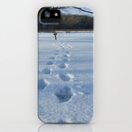 """"""" Coming Home """" iPhone Case"""