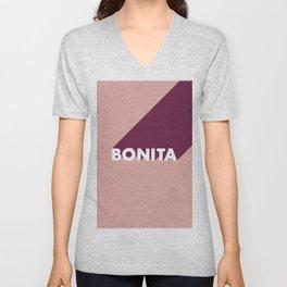 BONITA Unisex V-Neck