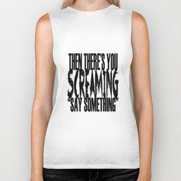 Tegan & Sara Biker Tank