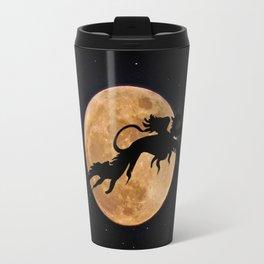 The dragon's flight Travel Mug
