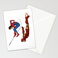 Super Li and Lou Stationery Cards