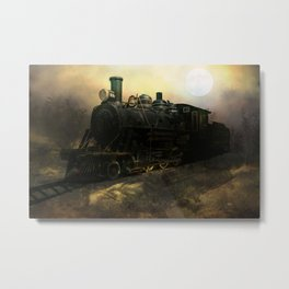 Old Master at Midnight Metal Print