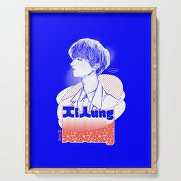 NCT DREAM JISUNG (Blue ver.) Serving Tray