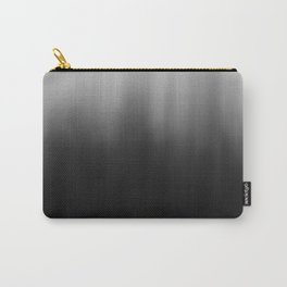 charcoal ombre Carry-All Pouch