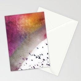 Birds of a RainBow Stationery Cards
