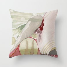 Intuit Throw Pillow