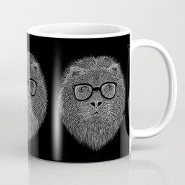 WHITE LION Coffee Mug