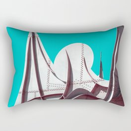 Surreal Montreal 3 Rectangular Pillow