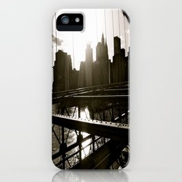 WHITEOUT : Take Me There iPhone Case