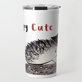 Creepy Cute Travel Mug