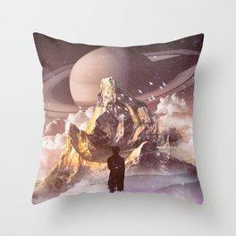 INFINITE WORLD #2 Throw Pillow