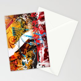 Exquisite Corpse: Round 5 Stationery Cards