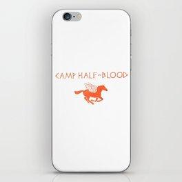 camp half blood original iPhone Skin