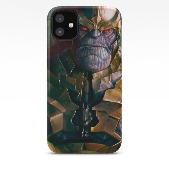 THANOS iphone case