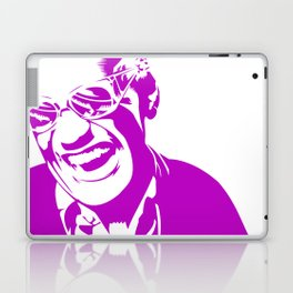 Ray Charles – Pink Laptop & iPad Skin