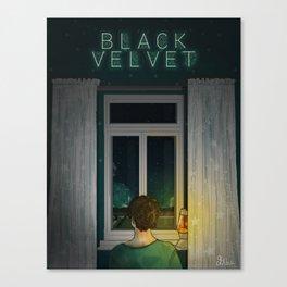 Oliver's Window Canvas Print