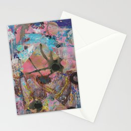 Noxious Conscience Stationery Cards