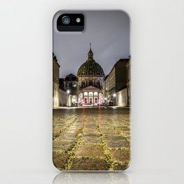 Low Angle shot iPhone Case