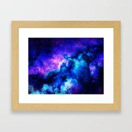 λ Heka Framed Art Print