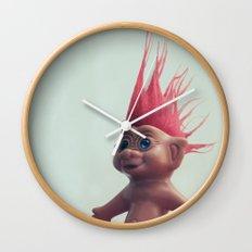 troll Wall Clock