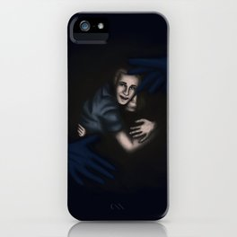 Fitz Saving Simmons iPhone Case