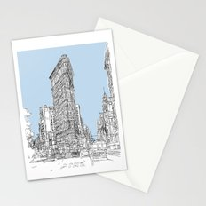 The Flat Iron Stationery Cards