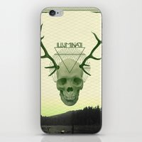 illuminati iPhone & iPod Skins featuring IlluminatI by Tommy Cash