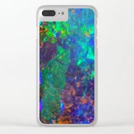 AUS Opal Clear iPhone Case