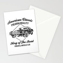 american clasic Stationery Cards