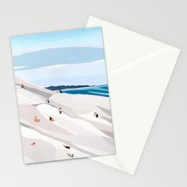 Sand Dunes Stationery Cards