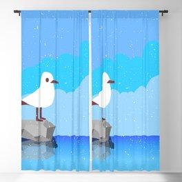 Seagull Blackout Curtain