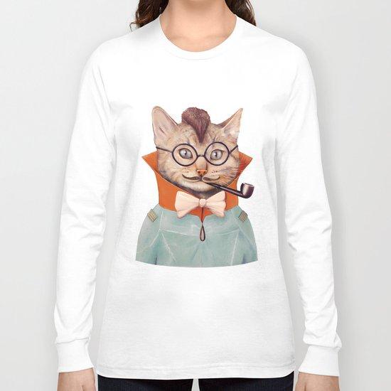 Eclectic Cat Long Sleeve T-shirt