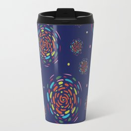 Van Gogh Pattern 03 Travel Mug