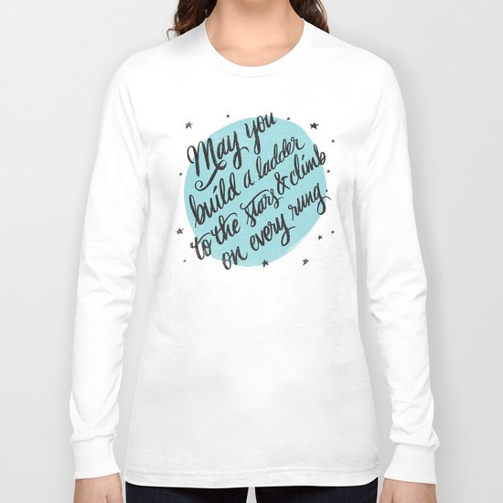 A LADDER TO THE STARS Long Sleeve T-shirt