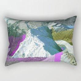 Experiment am Berg 17 Rectangular Pillow