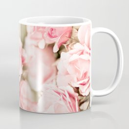 Vintage rose bouquet sepia toned flowers Coffee Mug