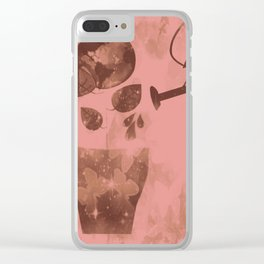 Water is Life-Earth Day 4 Clear iPhone Case