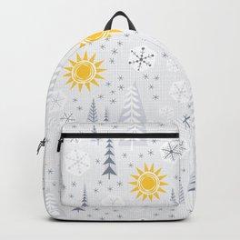 Winter Sunshine Backpack