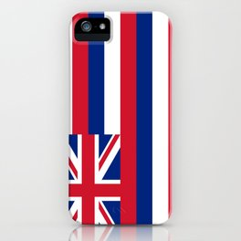 State flag of Hawaii iPhone Case