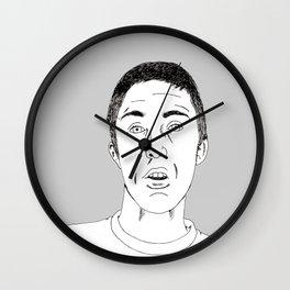Pieter Wall Clock