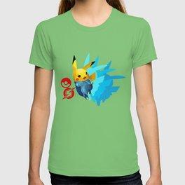 Electric zero suit T-shirt