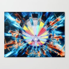 Cosmic NewLight Canvas Print